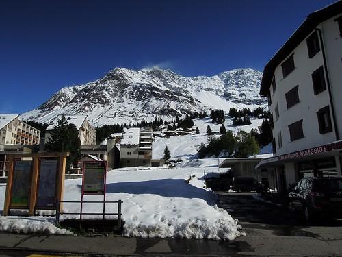 San Bernardio の町