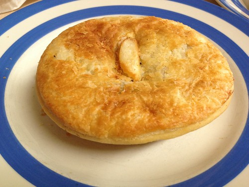 Mushy Beef Pie