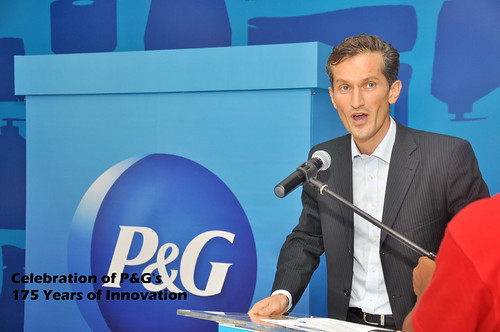 Celebration of P&G 175 years of Innovation