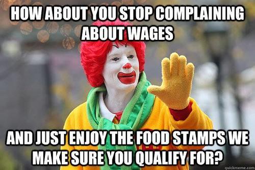 macdonalds food stamps