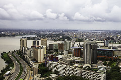 Abidjan, Côte d'Ivoire's economic centre, was the scene of violent confrontations during the 2010 to 2011 post-electoral crisis between supporters of former President Laurent Gbagbo and current President Allassane Ouattara. Credit: Marc-André Boisvert/IPS