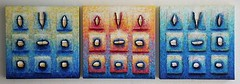 2007 n°15,16,17 40x40 cad