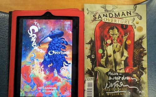 The Sandman: Overture - digital & physical