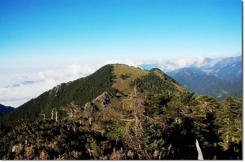 頭鷹山(From 奇峻山)