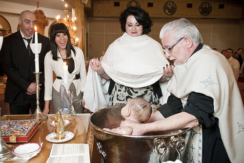 Baby Theo Christening by petetaylor