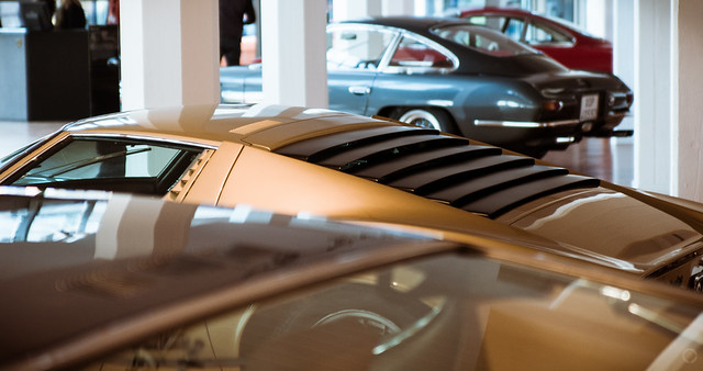 Lamborghini Museum - Sant'Agata