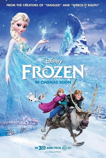 Frozen El reino del hielo
