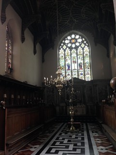 Chapel at Brasenose College
