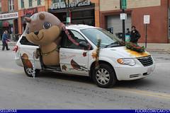 Akron 2013 holiday Parade