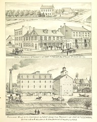 """British Library digitised image from page 385 of """"History of St. Clair County, Illinois. With illustrations ... and biographical sketches, etc"""""""