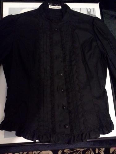 Innocent World 3/4 sleeve blouse