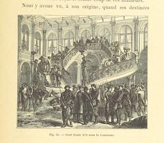 """British Library digitised image from page 301 of """"L'Hôtel de Ville de Paris et la Grève à travers les âges. D'après E. Fournier"""""""