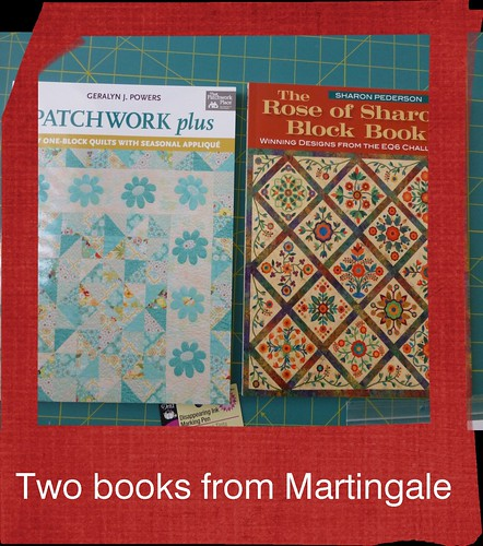 two books from martingale