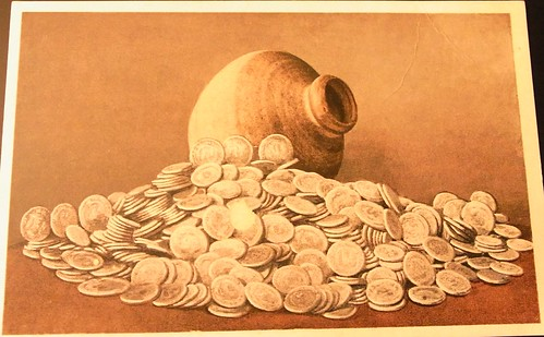 Hoard postcard front
