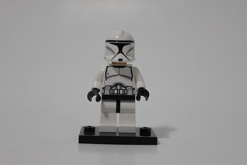 LEGO Star Wars 2013 Advent Calendar (75023) - Day 10 - Clone Trooper