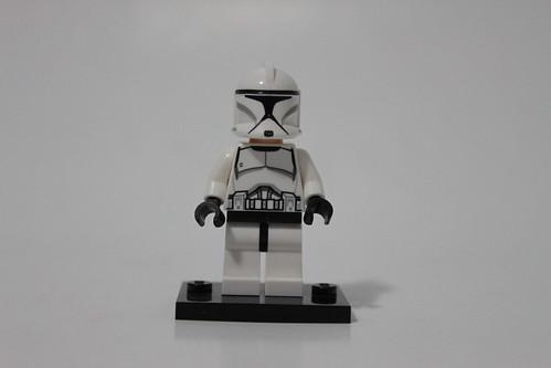 LEGO Star Wars 2013 Advent Calendar (75023) - Day 10 - Clone Trooper