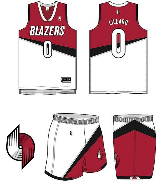 0527791b Blazers Redesign Results | Uni Watch