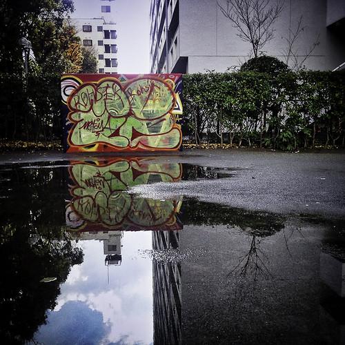 Have You Seen the MOZE Through the Rain?