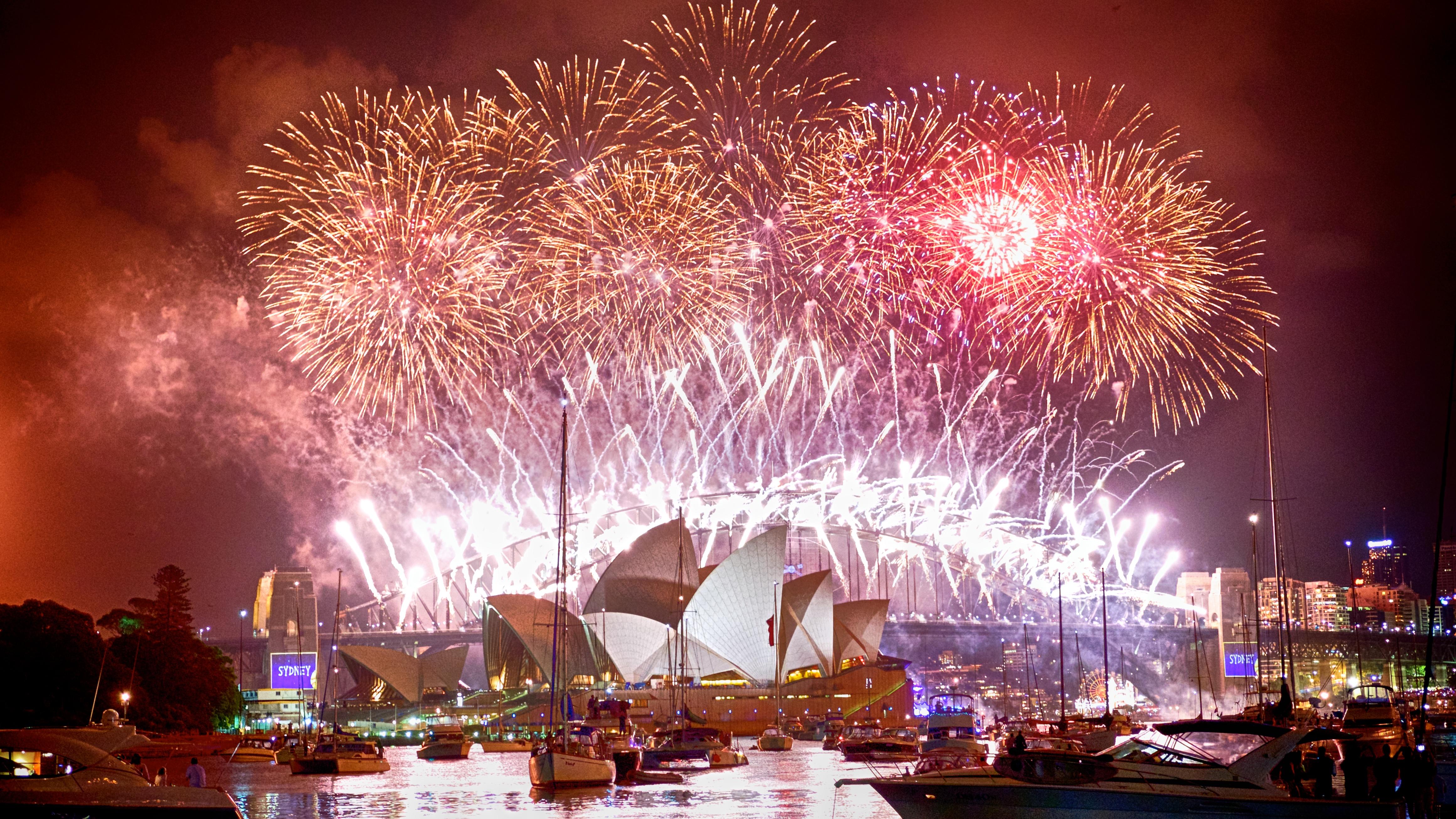 NYE 2013 Sydney