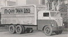 Kenworth COE's 1935-47  -- early models