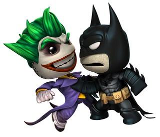 BatmanJokerClashPose