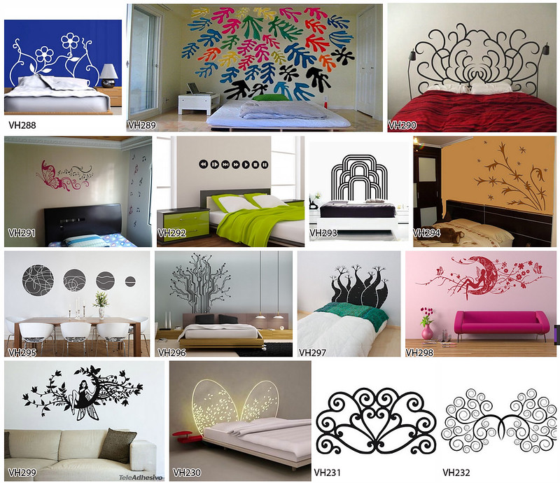 Vinilos decorativos para el hogar bs vmrdh for Arreglos decorativos para hogar