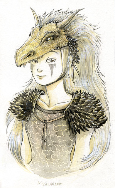 Dragón del desierto // Desert Dragon