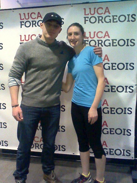 Oatworks Race to Fitness with Luca Forgeois