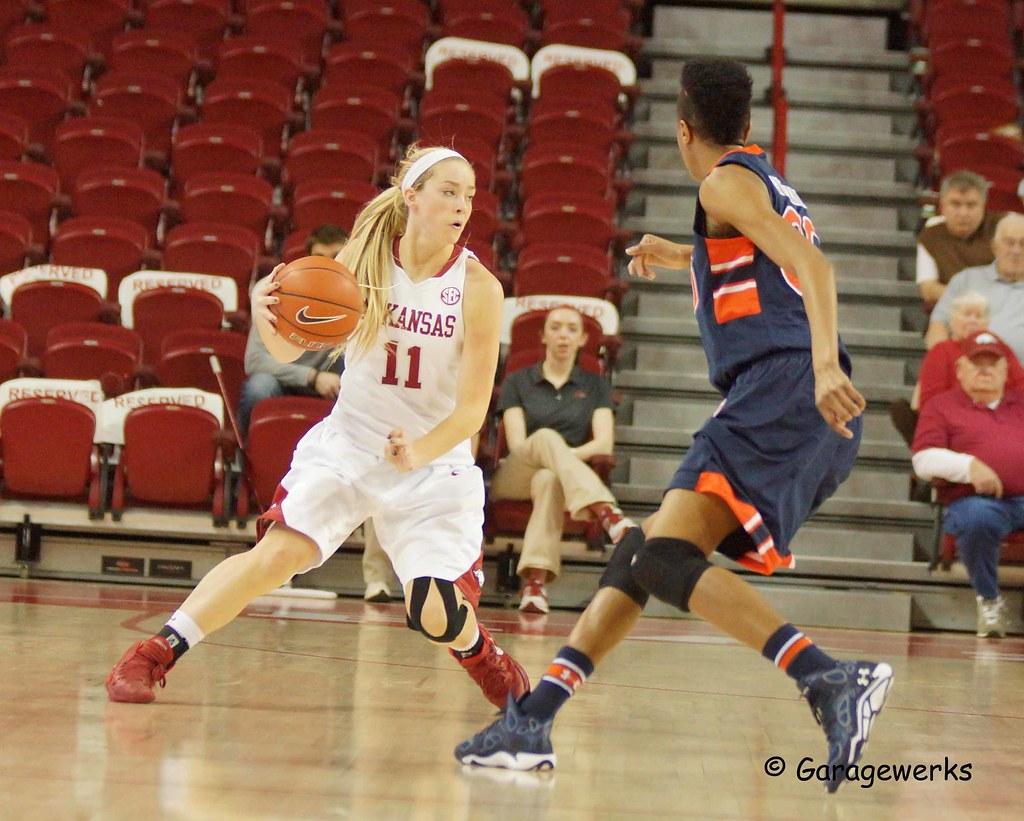 University of Arkansas Razorbacks vs Auburn Basketball