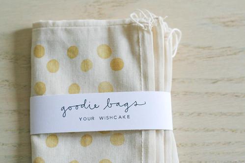 goodie bags | yourwishcake.com