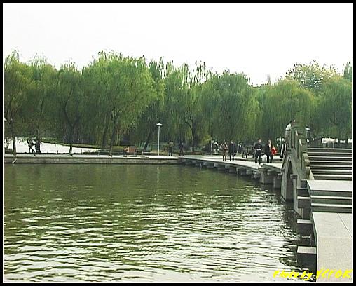 杭州 西湖 (其他景點) - 617 (古湧金門  西湖十景之 柳浪聞鶯)