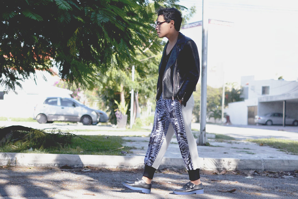 Izael Garrido Choies Pants
