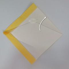 สอนวิธีพับกระดาษเป็นรูปลูกสุนัขยืนสองขา แบบของพอล ฟราสโก้ (Down Boy Dog Origami) 031