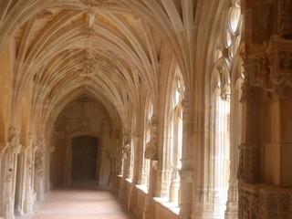 Abadía de Cadouin (Périgord, Francia)