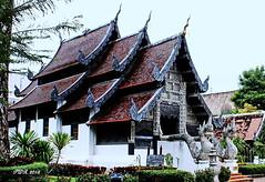 Wat Chedi Luang, Chiang Mai,