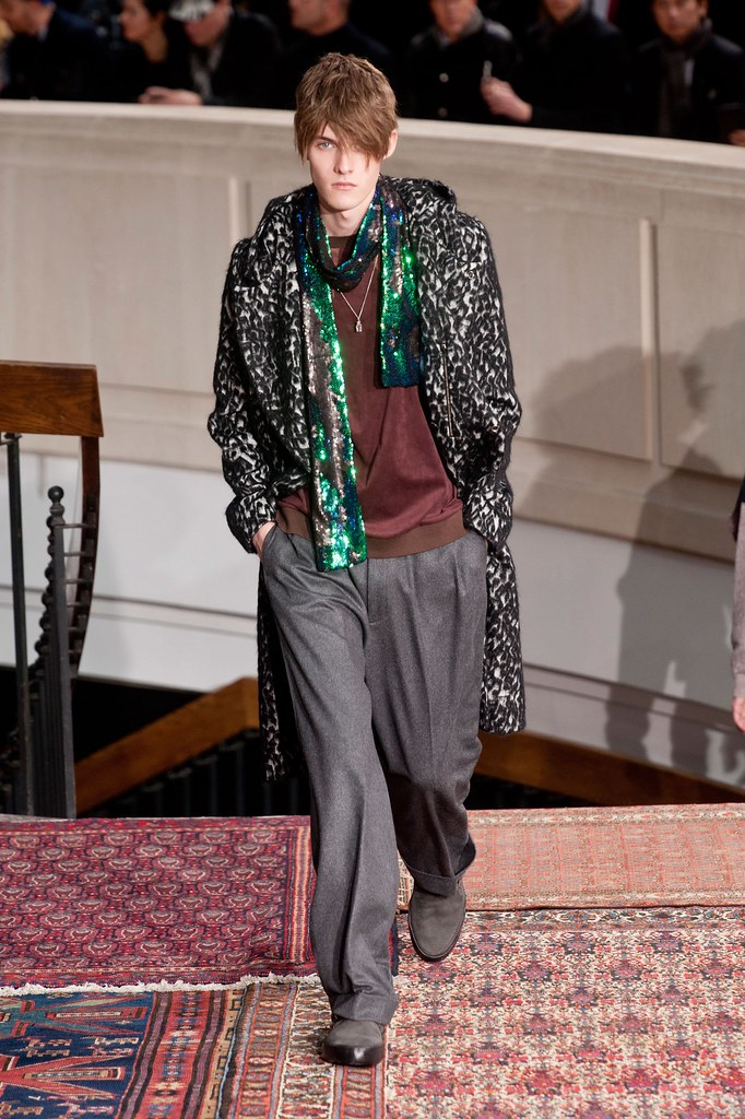 Adam Abraham3058_FW14 Paris Paul Smith(fashionising.com)