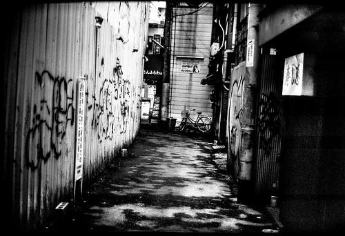"""Off-Street """"Osaka-Japan"""" by 濱田 晃弘 (Akihiro Hamada)"""