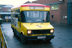 On 1 January 1991 the Macclesfield, Congleton, Stalybridge and some Stockport operations of The Bee Line Buzz Company Ltd were transferred to a new Drawlane subsidiary the C-Line Bus Company Ltd based in Macclesfield. The C-Line fleet was expanded by the addition of a number of minibuses from Bee Li...