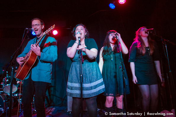 Eagle Rock Gospel Singers @ The Satellite, LA 3/10/14