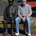 Leo and Captain Mainwaring Thetford by E11y