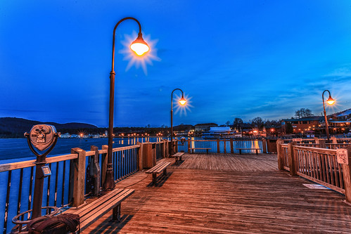 ny newyork night wideangle lakegeorge bluehour canonef1740mmf4lusm uwa sdny canoneos6d topazadjust samanthadecker adobephotoshopcs6