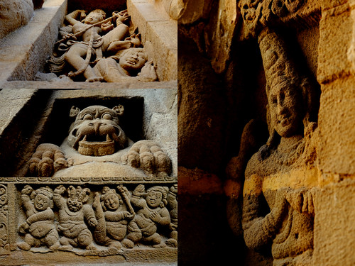 Stories from Kailasanathar temple