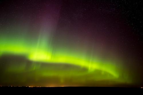 Southern Alberta Auroras