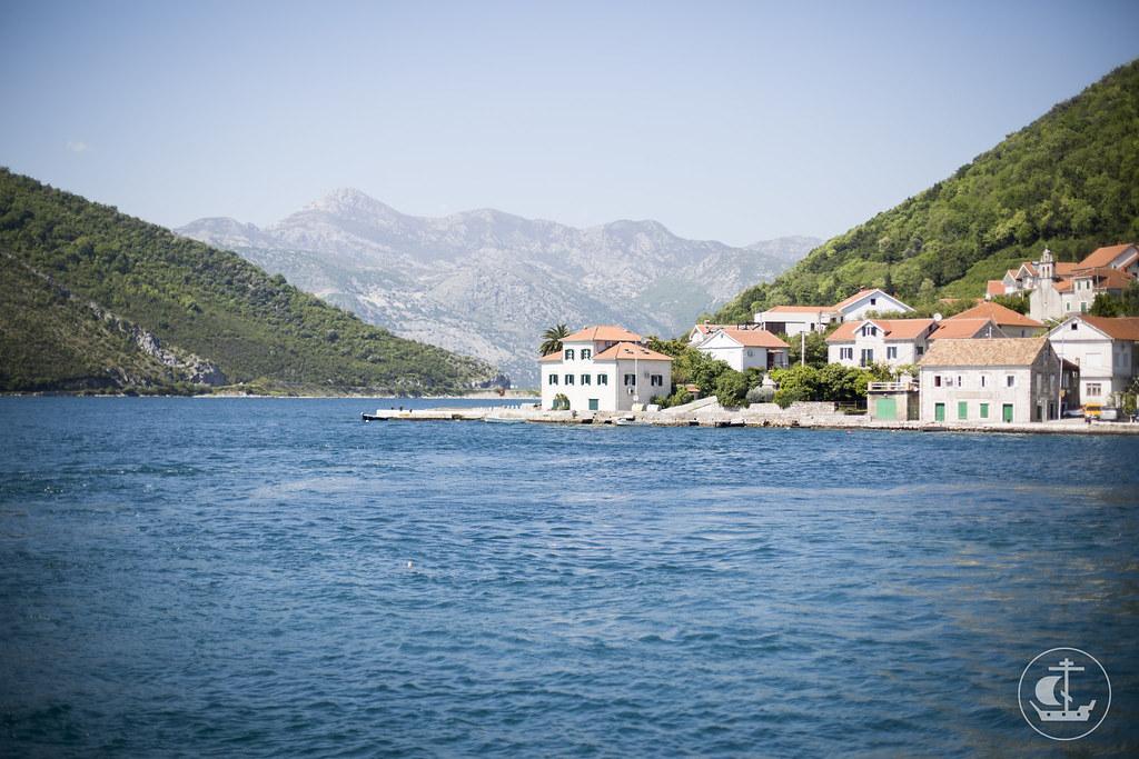 6 мая 2014, Прибытие в Черногорию / 6 May 2014, Arriving in Montenegro