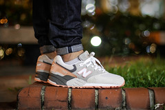 "New Balance 999 ""Cherry Blossom Pack"" - Salmon Pink"