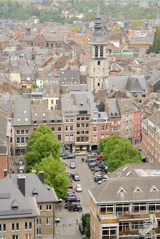 architecture in Namur