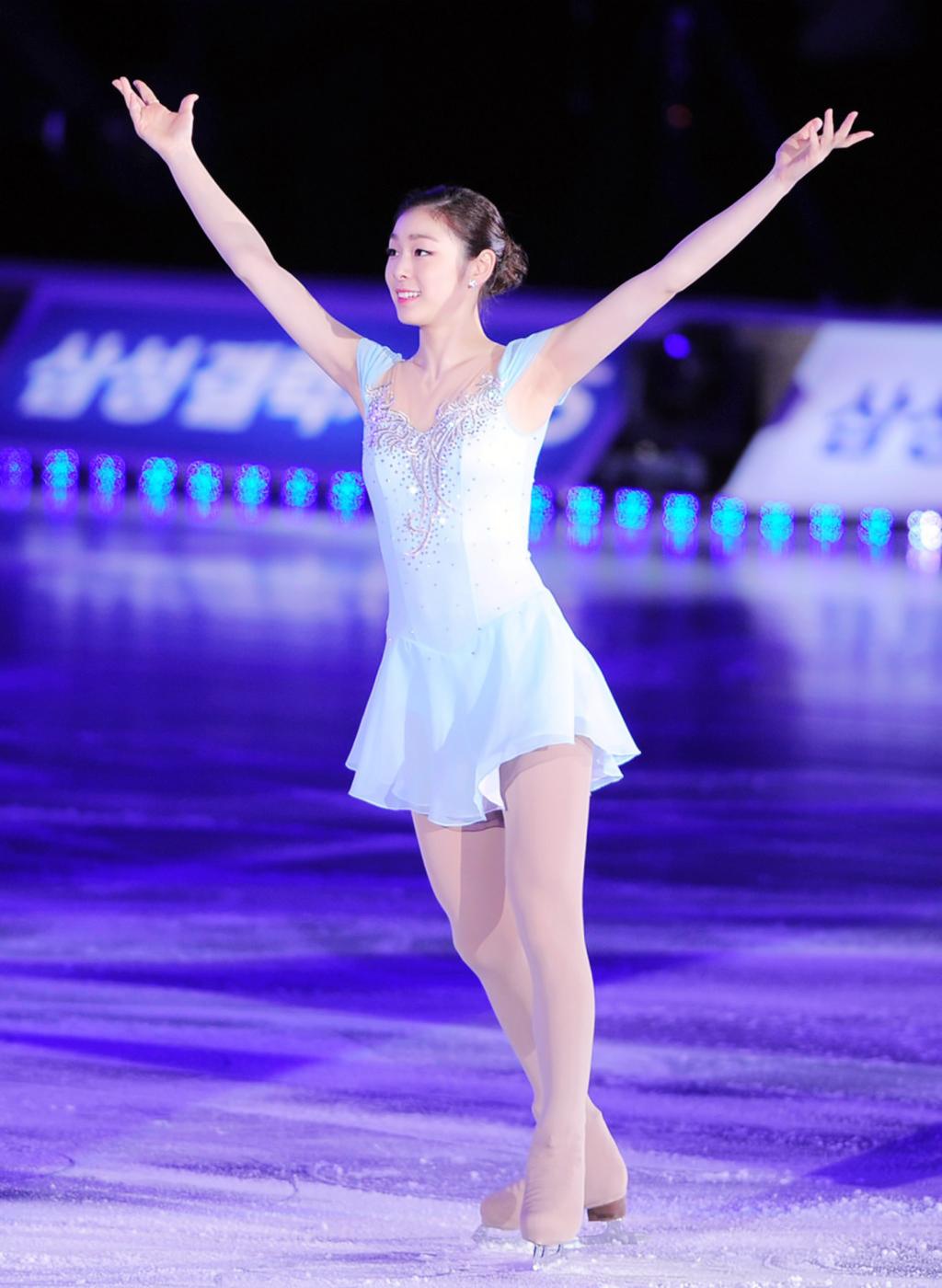 All That Skate 2014 Figure Skating Queen Yuna Kim