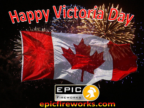 Happy Victoria Day Canada