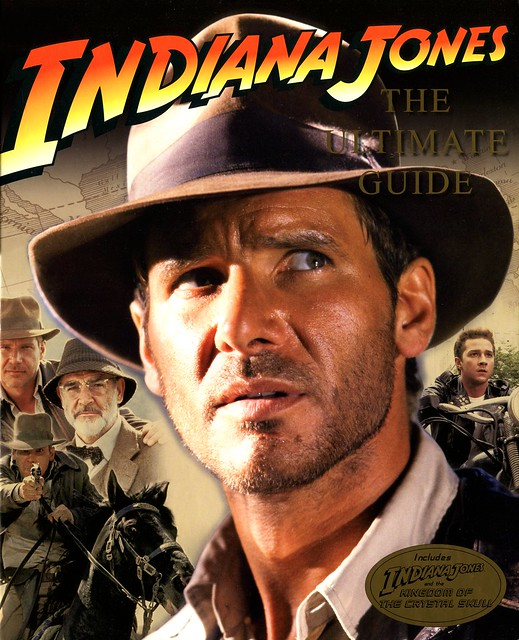 book Indiana Jones The Ultimate Guide