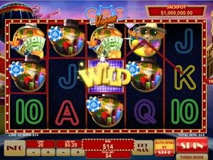 Cat in Vegas slot game online review